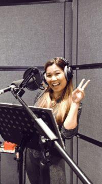 Jenn Wong Recording