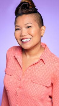 Jenn Wong - Photo by the Headshot Truck