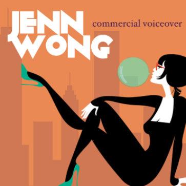 Jenn Wong Commercial Voice Over